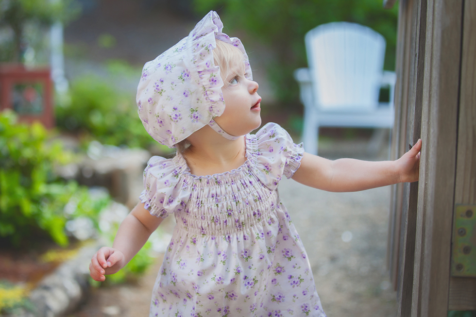 petite-flower-smocked-dress