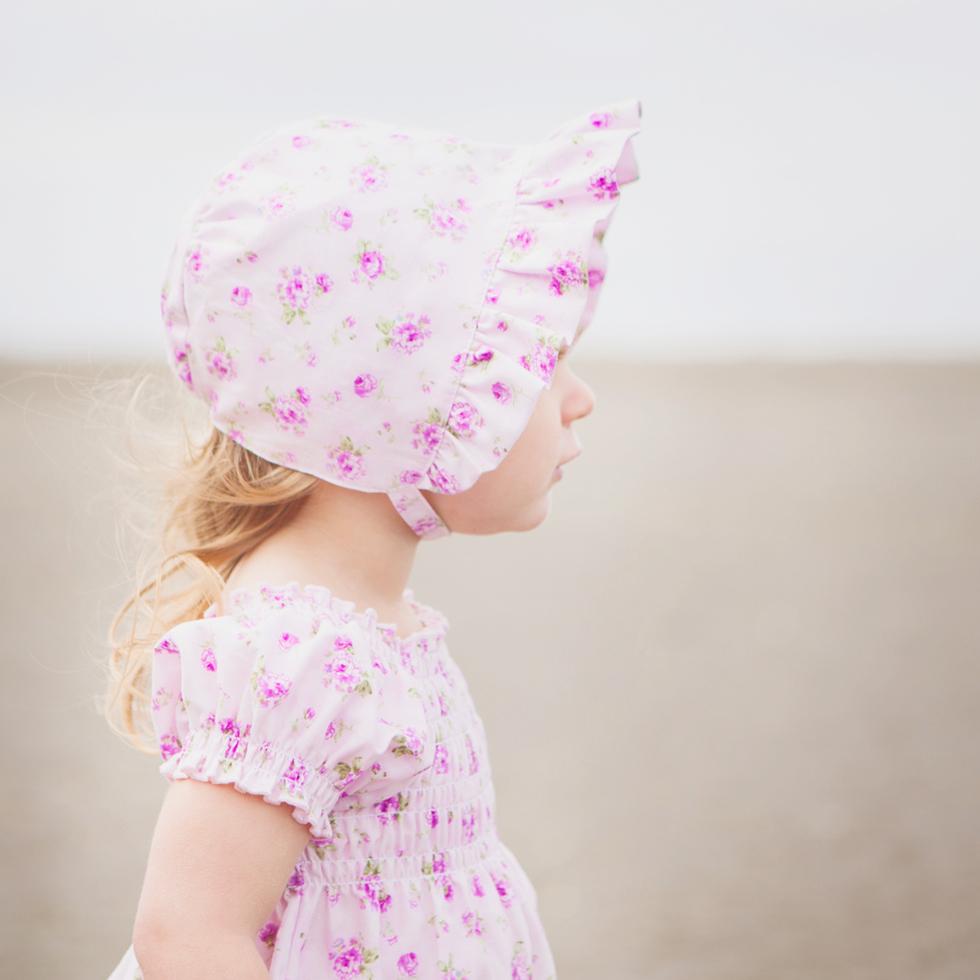 floral-baby-bonnet