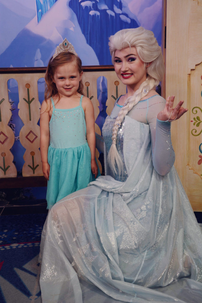meet Queen Elsa in Norway at EPCOT