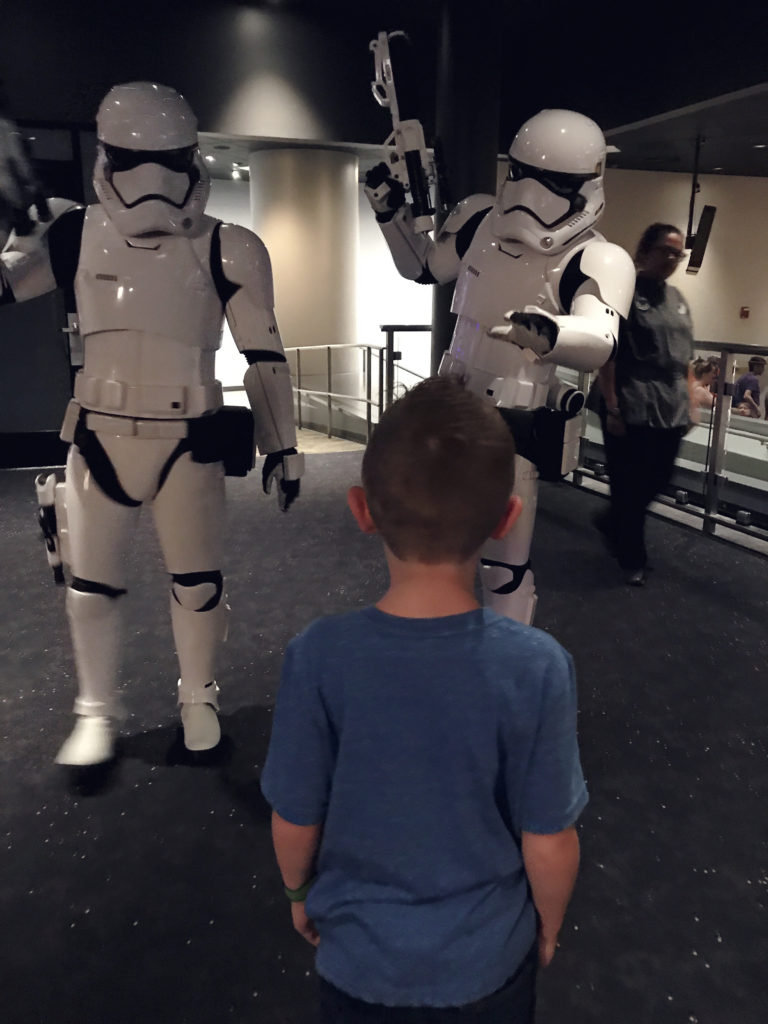 disney storm trooper characters