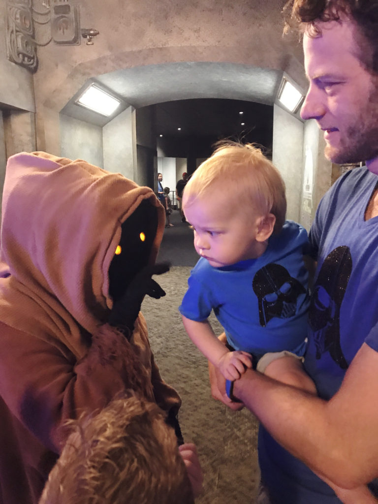 Jawa at Disney World