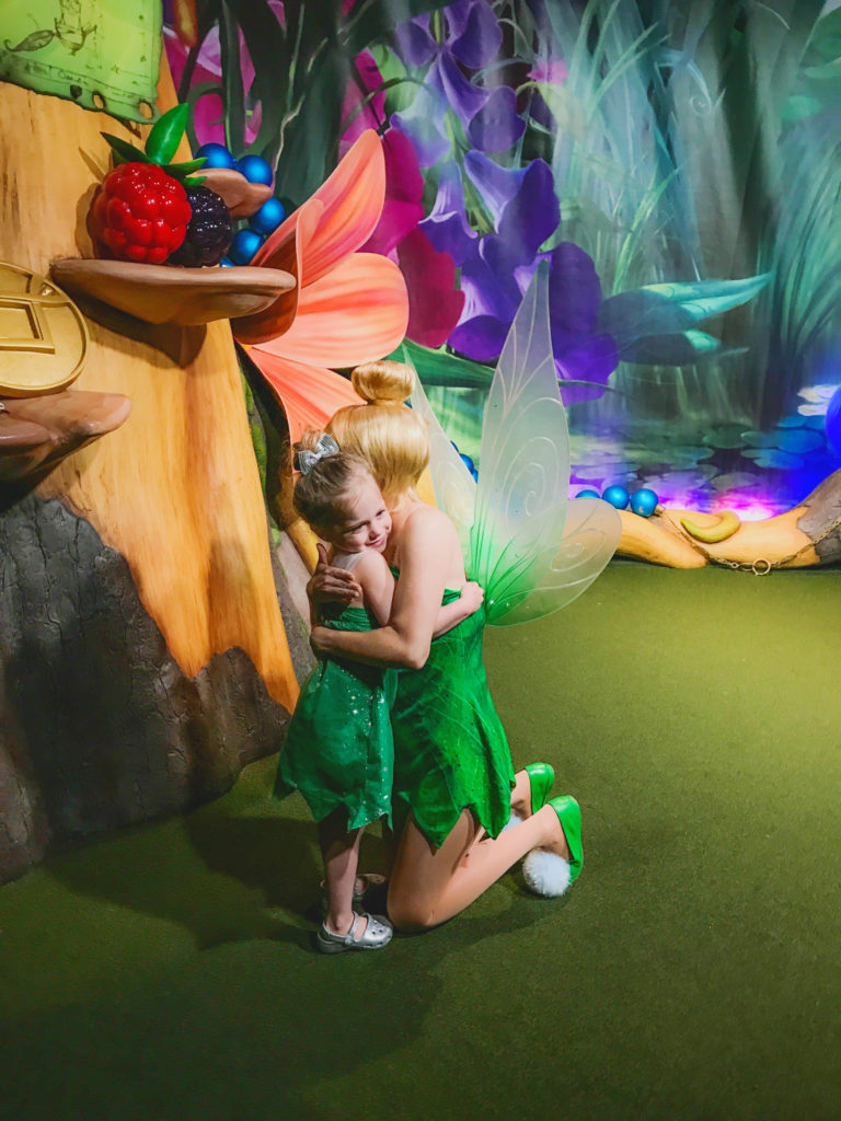 Pixie Hollow at Magic Kingdom