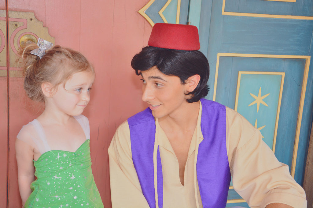 Aladin at walt disney world