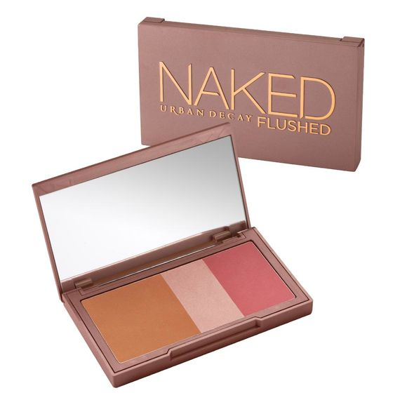 Urban Decay Naked Flushed blush and bronzer