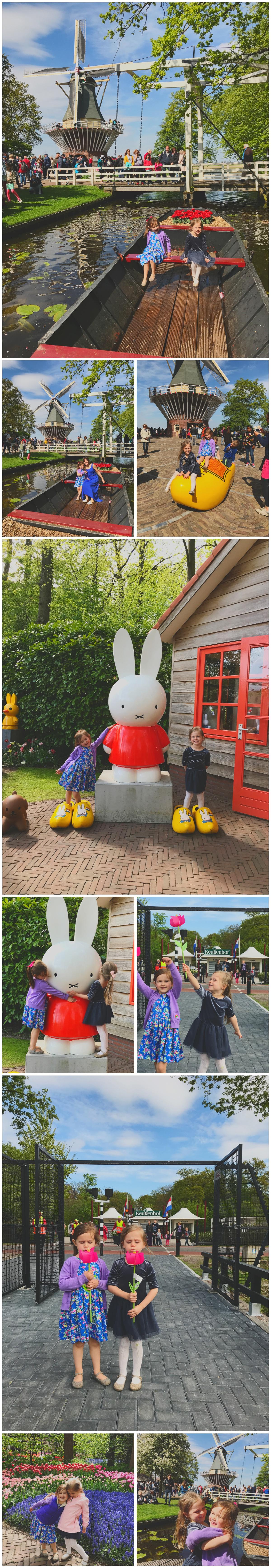 Keukenhof south holland Garden